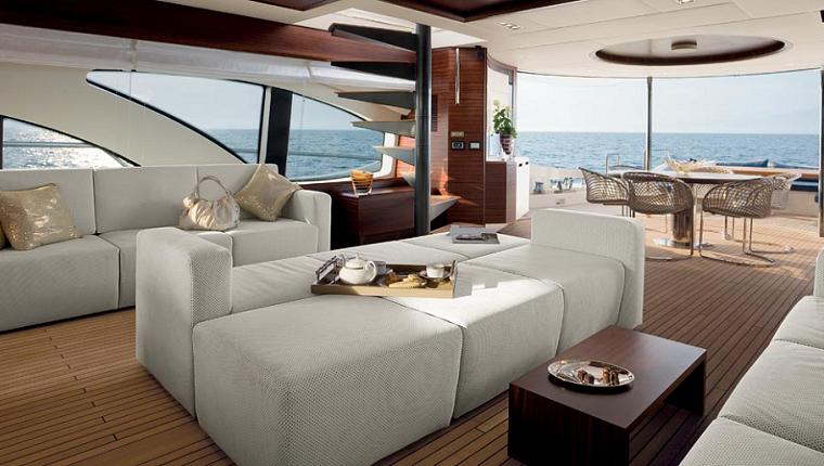 Rancati alcantara tessuti d arredamento alcantara for Arredamento yacht